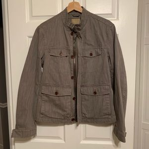 Banana Republic 4-Pocket Taupe Jacket Size S